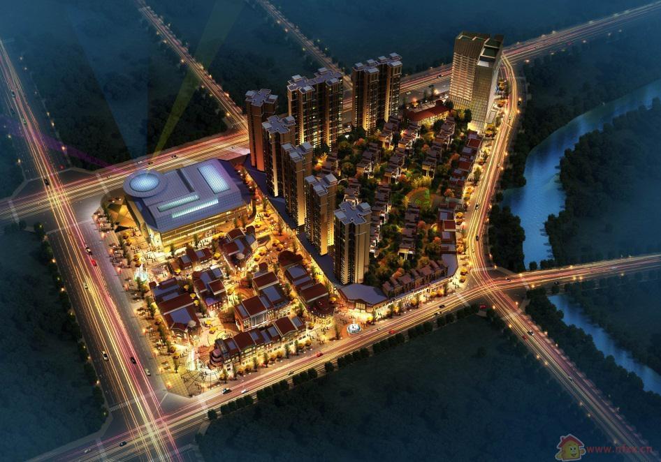 華聯國際城商業