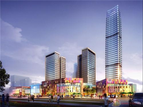 1月16日 绿地·凤垭国际城售楼部盛大开放