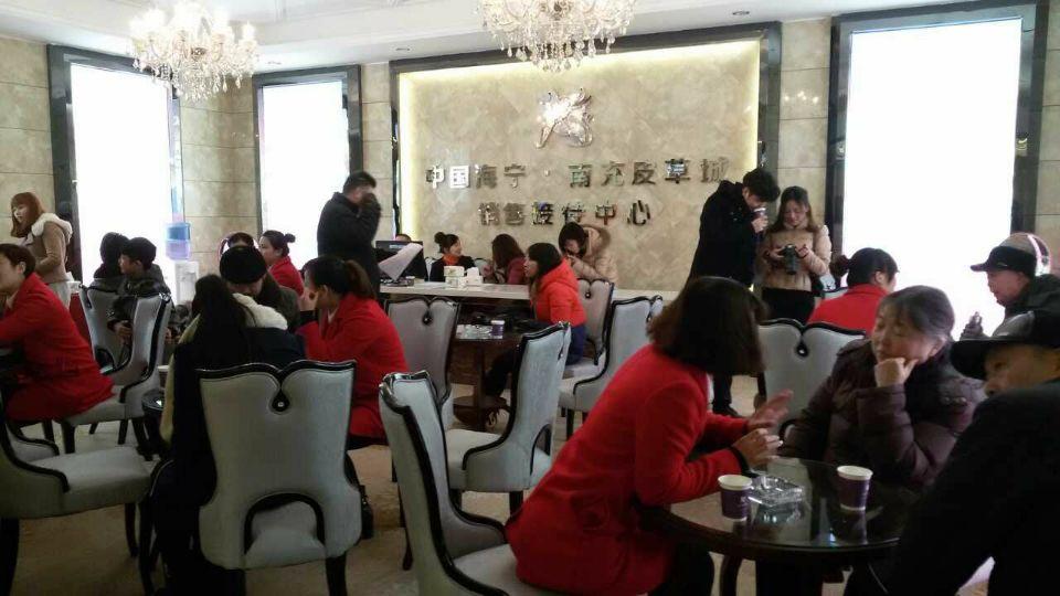 中国海宁·南充皮草城